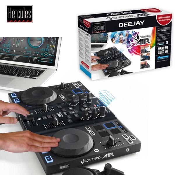 Foto Hercules controlador DJ CONTROL AIR