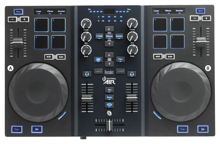 Foto Hercules DJ Control AIR