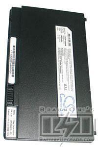 Foto HP Mini 1000 Mi batería (2600 mAh, Negro)