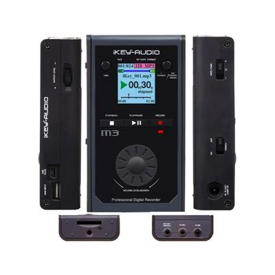 Foto Ikey-audio M3 Plus Portable Professional Digital Recorder Grabador Profesional