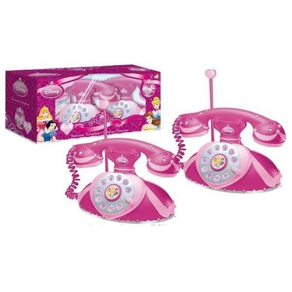 Foto Imc toys teléfono intercom princesas disney
