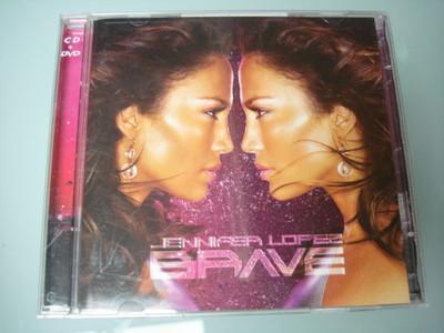 Foto Jennifer Lopez-brave  (cd+dvd)