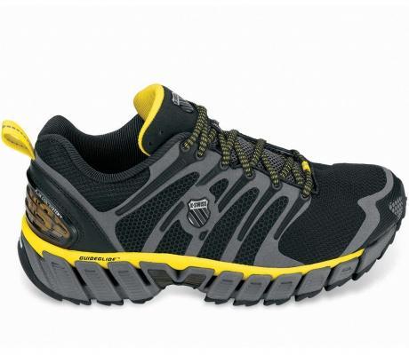 Foto K-Swiss - Zapatilla de Running Hombres Blade Max Trail negro/amarillo
