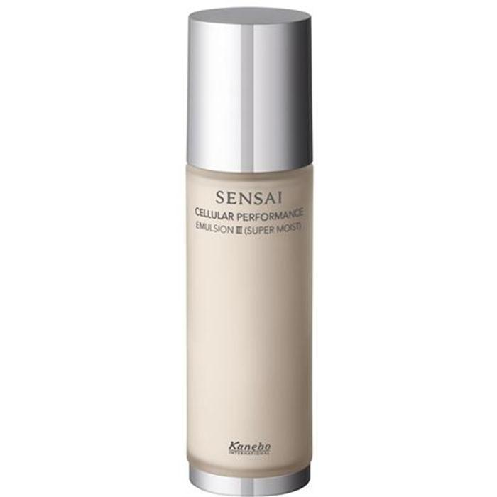 Foto Kanebo Sensai CELLULAR emulsion III super moisturizing 100ml