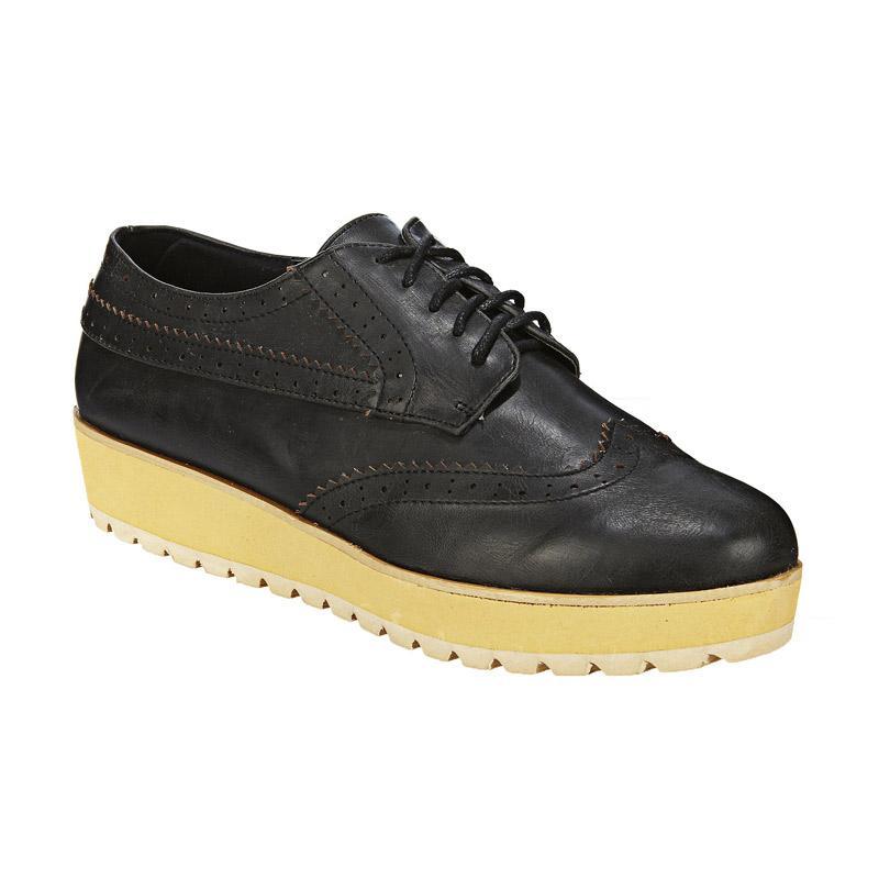 Foto Kling Zapatos de plataforma - 241 oxford platform - Negro