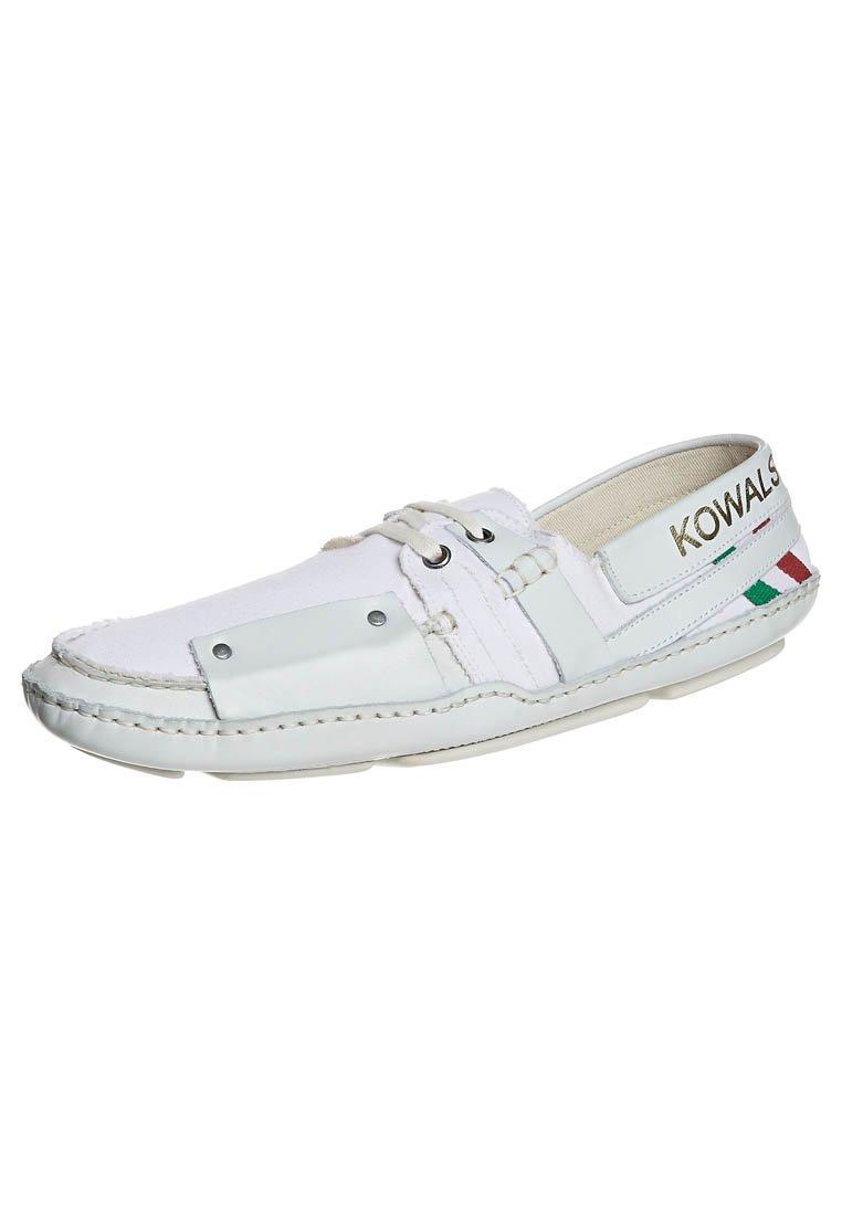 Foto Kowalski BARCA Zapatos náuticos blanco