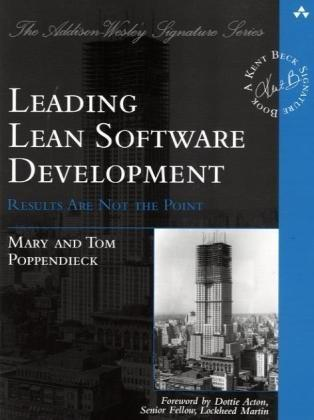 Foto Leading Lean Software Development (Addison-Wesley Signature)