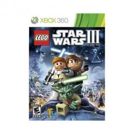 Foto Lego Star Wars III 3 The Clone Wars (platinum Family Hits) Xbox 360
