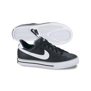 Foto Llevate a casa las zapatillas de tenis negras Sweet Classic (GS/PS) de Nike