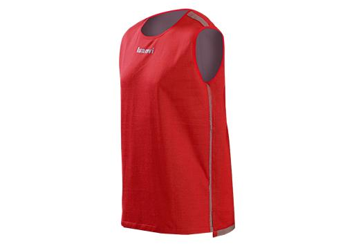 Foto Luanvi camiseta basket entreno reversible