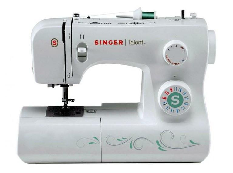 Foto máquina de coser singer talent 3321 !!! envio gratis !!!