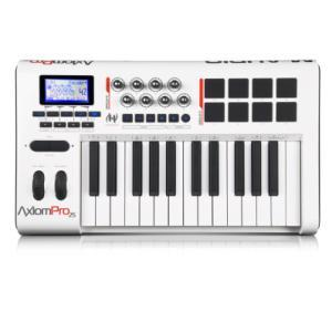 Foto M-audio AXIOM PRO 25. Teclado controlador midi-usb