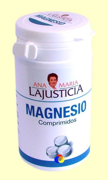 Foto Magnesio Cloruro - Ana María Lajusticia - 140 comprimidos