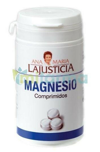 Foto Magnesio Cloruro 140 Comprimidos Ana María La Justicia