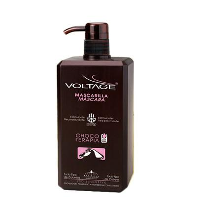 Foto Mascarilla High Voltage Choco Terapia 1000ml