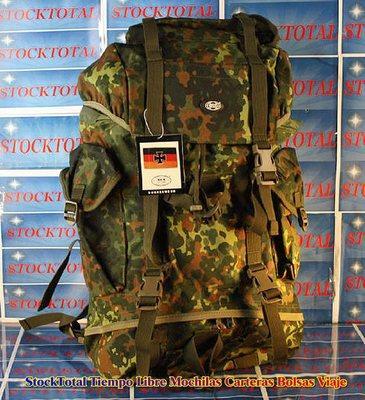 Foto Mochila Combat 25 Litros Bw Camo 100% Cordura 30233v Mf2