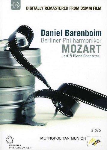 Foto Mozart - Last 8 Piano Concertos (2 Dvd)