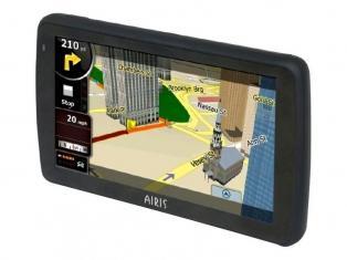 Foto Navegador GPS Multimedia 5 AIRIS