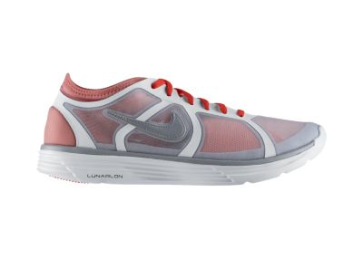 Foto Nike Lunarbase TR Zapatillas de entrenamiento - Mujer - Blanco/Rojo - 10.5