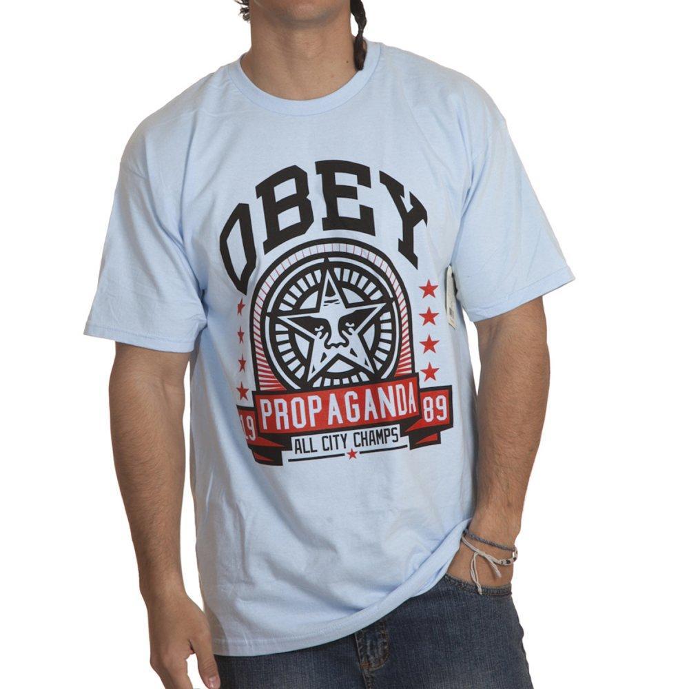 Foto Obey Camiseta Obey: Extra Innings BL Talla: L
