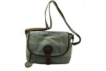 Foto Ofertas de bolsos de mujer TOMMY HILFIGER MEDIUM CROSSOVER gris