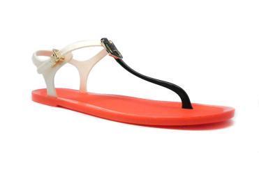 Foto Ofertas de sandalias de mujer Hunter W25034 rojo