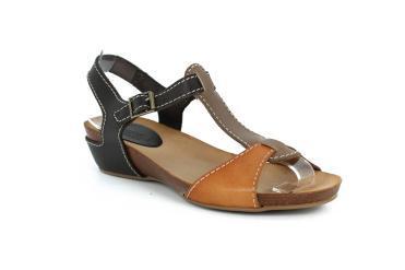 Foto Ofertas de sandalias de mujer Take me SOF 36 marron