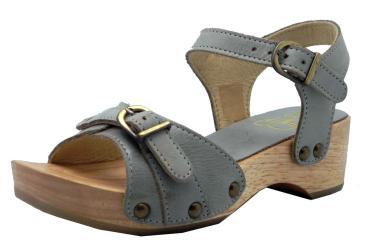 Foto Ofertas de sandalias de niña Pomdapi Q1RT gris