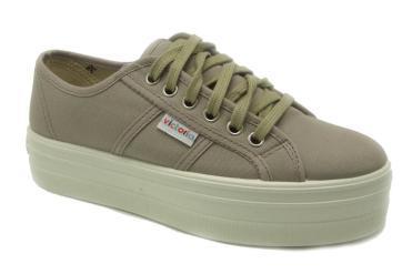 Foto Ofertas de zapatillas de mujer Victoria 9200 beige