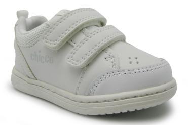 Foto Ofertas de zapatillas de niña Chicco 803 blanco