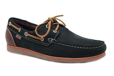 Foto Ofertas de zapatos de hombre Callaghan 80800 azul