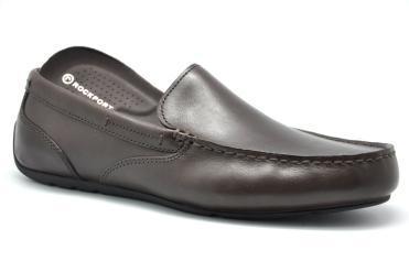 Foto Ofertas de zapatos de hombre ROCKPORT GRENWAY marron