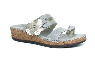 Foto Ofertas de zapatos de mujer Samsara 6259 marron