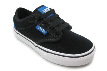 Foto Ofertas de zapatos de niña Vans ATWOOD azul