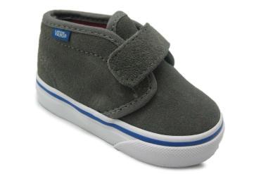 Foto Ofertas de zapatos de niña Vans CHUKKAV gris