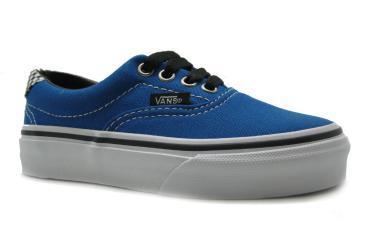 Foto Ofertas de zapatos de niña Vans ERA azul