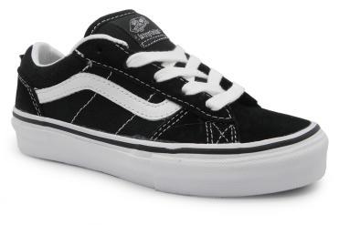 Foto Ofertas de zapatos de niña Vans LA CRIPTA DOS negro