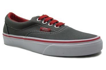Foto Ofertas de zapatos de niño Vans ERA gris