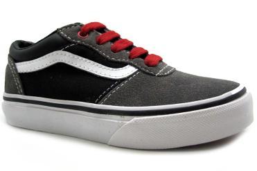 Foto Ofertas de zapatos de niño Vans Milton negro