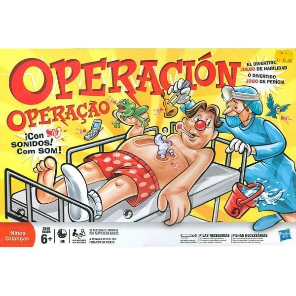 Foto Operación Hasbro 40198