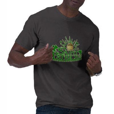 Foto Oro 2011 de O del pote del día de St Patrick T Shirts