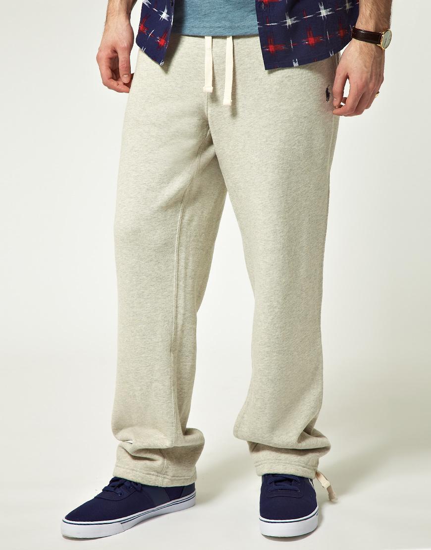 Foto Pantalón de chándal de punto de Polo Ralph Lauren Gris