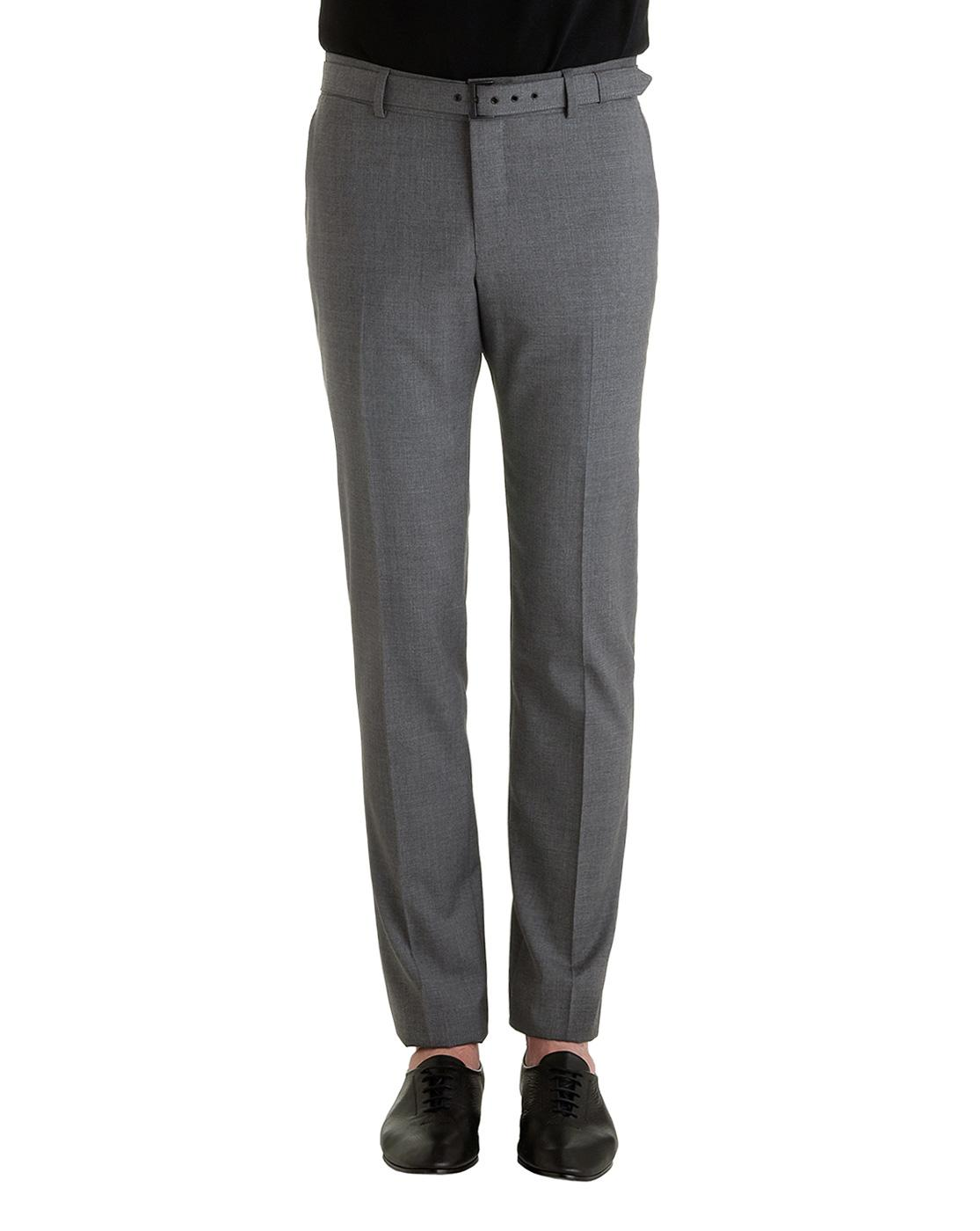 Foto Pantalón de traje gris