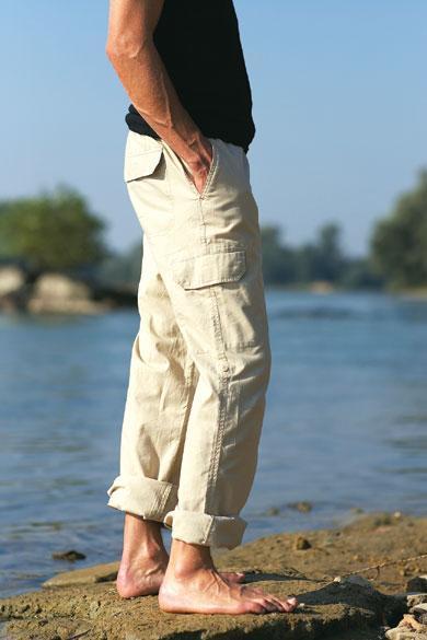 Foto Pantalon beach
