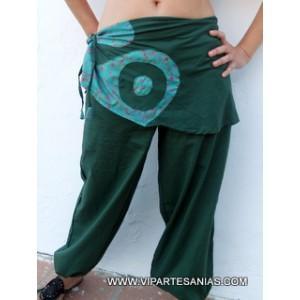 Foto Pantalon falda