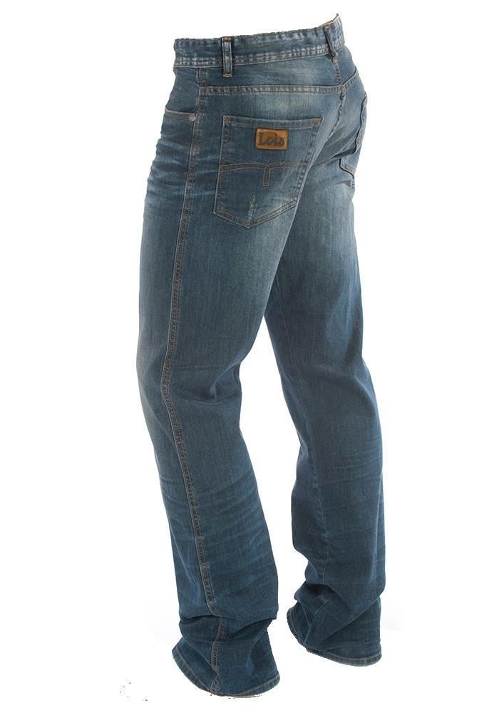 939c77025 Foto Pantalones Lois Hombre Cremallera Nuevo Recto Sideral Talla W32 40