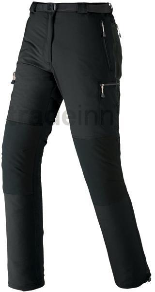 Foto Pantalones montaña Trangoworld Otto Pants Cordure Black