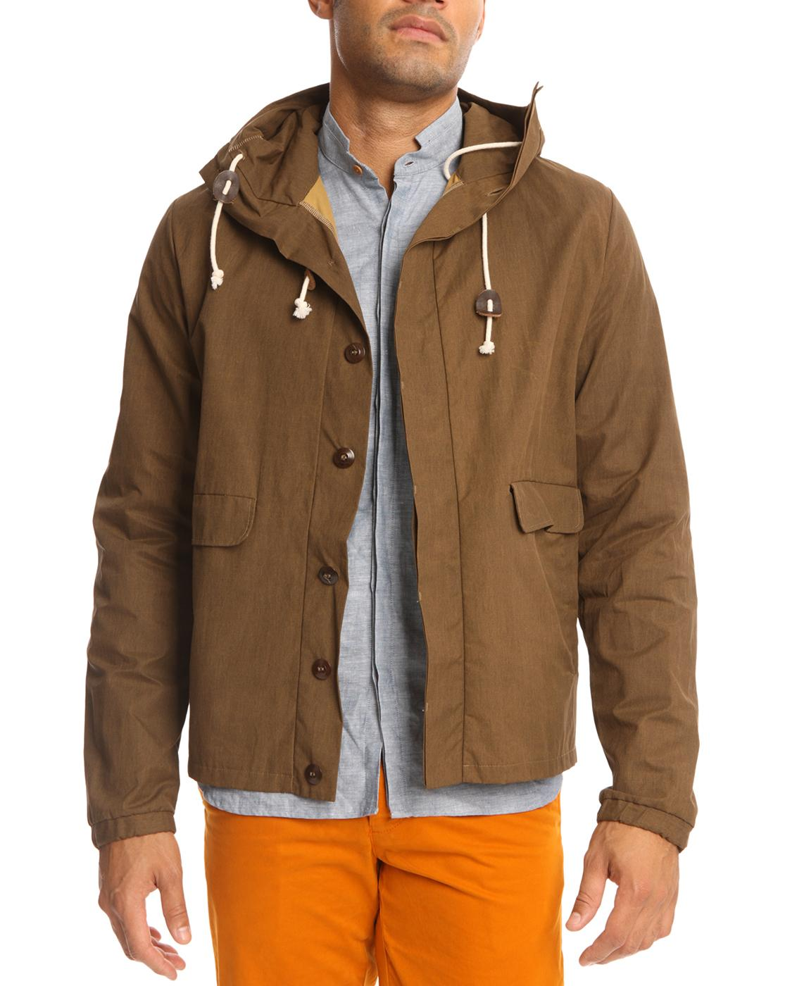 Foto Parka marrón Summer Jay