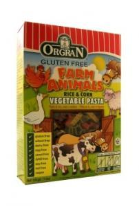 Foto Pasta animales (farm animals)
