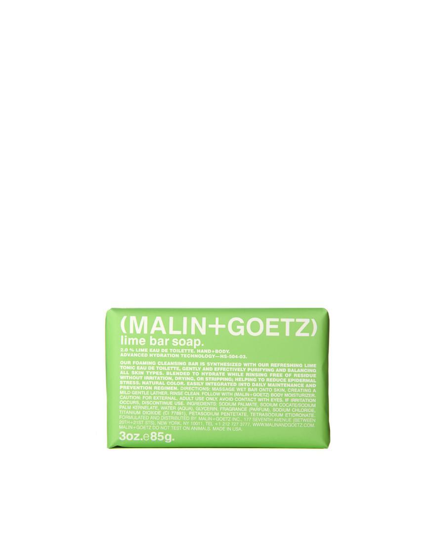 Foto Pastilla de jabón de lima de Malin + Goetz Lime bar soap